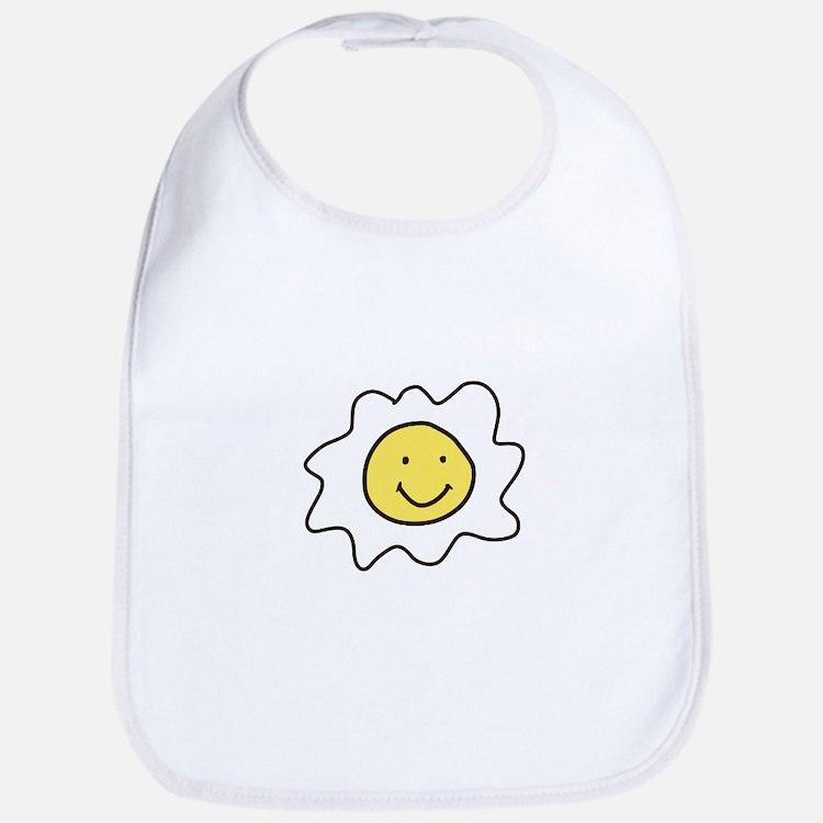 Sunnyside Up Egg Bib