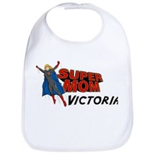 Supermom Victoria Bib