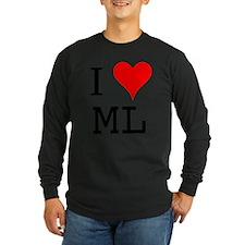I Love ML T