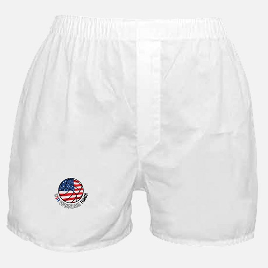 USA VOLLEYBALL TEAM! Boxer Shorts