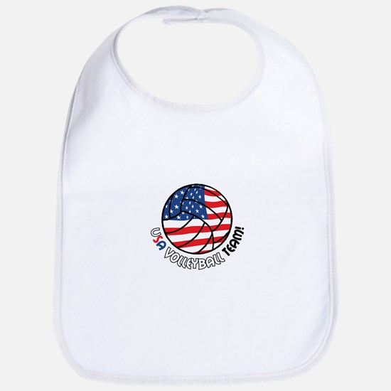 USA VOLLEYBALL TEAM! Bib