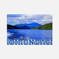 Adirondack Rectangle Magnet