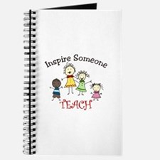 Inspire Someone TEACH Journal