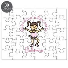 Grandmas Favorite Ballerina Puzzle