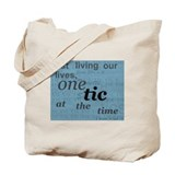 Tourettes Canvas Bags
