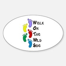 Walk On The Wild Side Decal