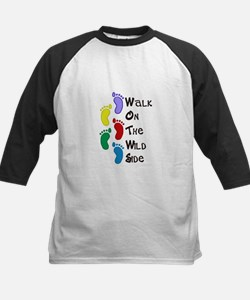 Walk On The Wild Side Baseball Jersey