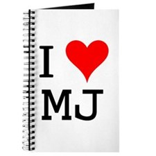 I Love MJ Journal