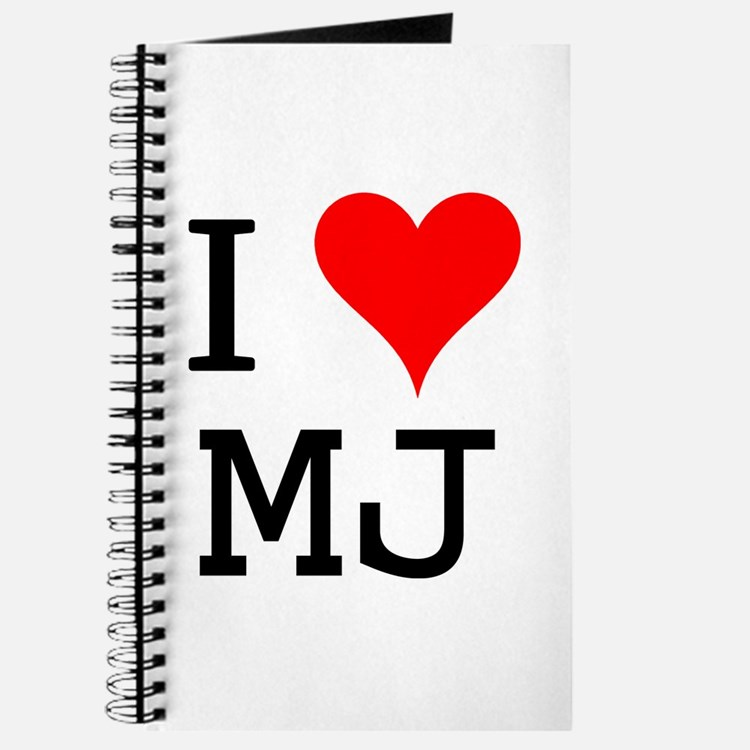 I Love MJ Journal
