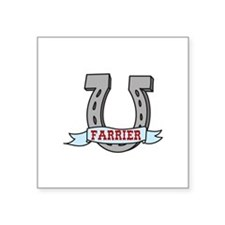 FARRIER Sticker