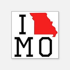 I Heart Missouri Sticker