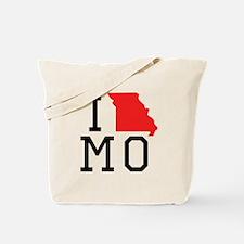 I Heart Missouri Tote Bag