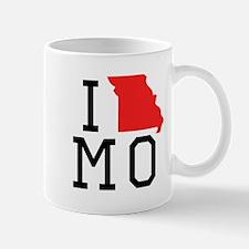 I Heart Missouri Mugs
