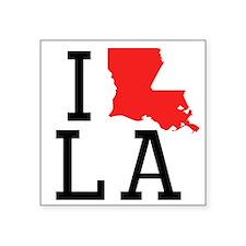 I Heart Louisiana Sticker