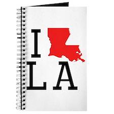 I Heart Louisiana Journal
