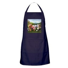 The Park-Yorkie/Biewer Apron (dark)