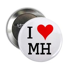 I Love MH Button