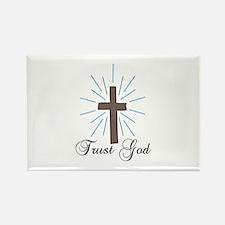 Trust God Magnets