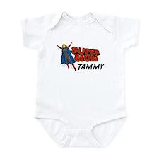 Supermom Tammy Infant Bodysuit