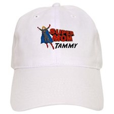 Supermom Tammy Baseball Cap