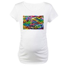 Colorful Paperclips Shirt