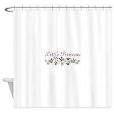 Little Princess Shower Curtain