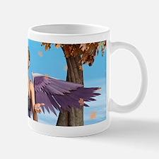 Autumn Angel Mugs