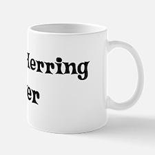 Atlantic Herring lover Mug