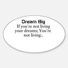DreamBig Decal