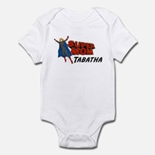 Supermom Tabatha Infant Bodysuit