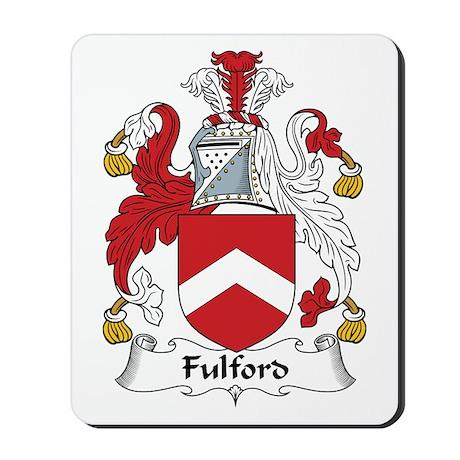 Fulford Mousepad