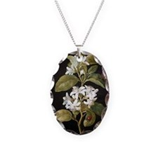 Pear Flower Necklace