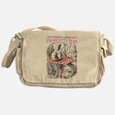 Imagination & Reality Messenger Bag