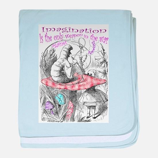Imagination & Reality baby blanket