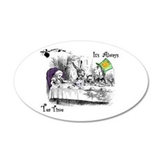 Its Always Tea Time Wall Decal