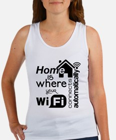 Home is where... Tank Top