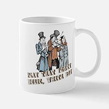 Funny Vintage Music Mug