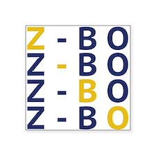 ZBO Sticker