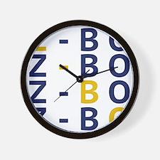 ZBO Wall Clock
