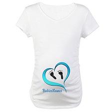 Heart Baby prints B Shirt