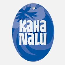 Kaha Nalu Ornament (Oval)