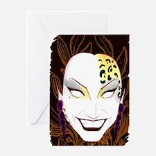 Panther Bianca Del Rio Greeting Card