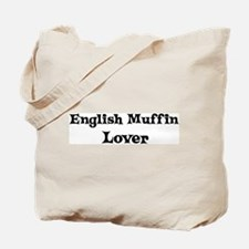 English Muffin lover Tote Bag