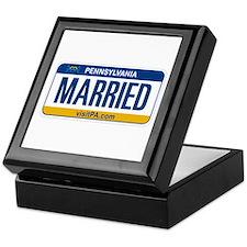 Pennsylvania Marriage Equality Keepsake Box