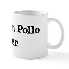 Arroz Con Pollo lover Mug
