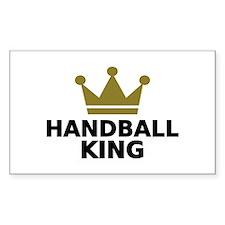 Handball king Decal