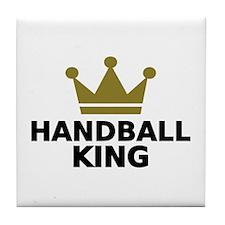 Handball king Tile Coaster