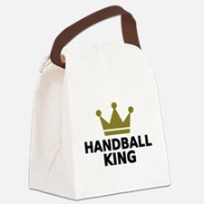 Handball king Canvas Lunch Bag