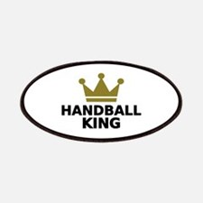 Handball king Patches