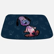 Snoopy Space 2 Bathmat